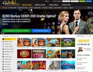 Gowild online casino bewertung