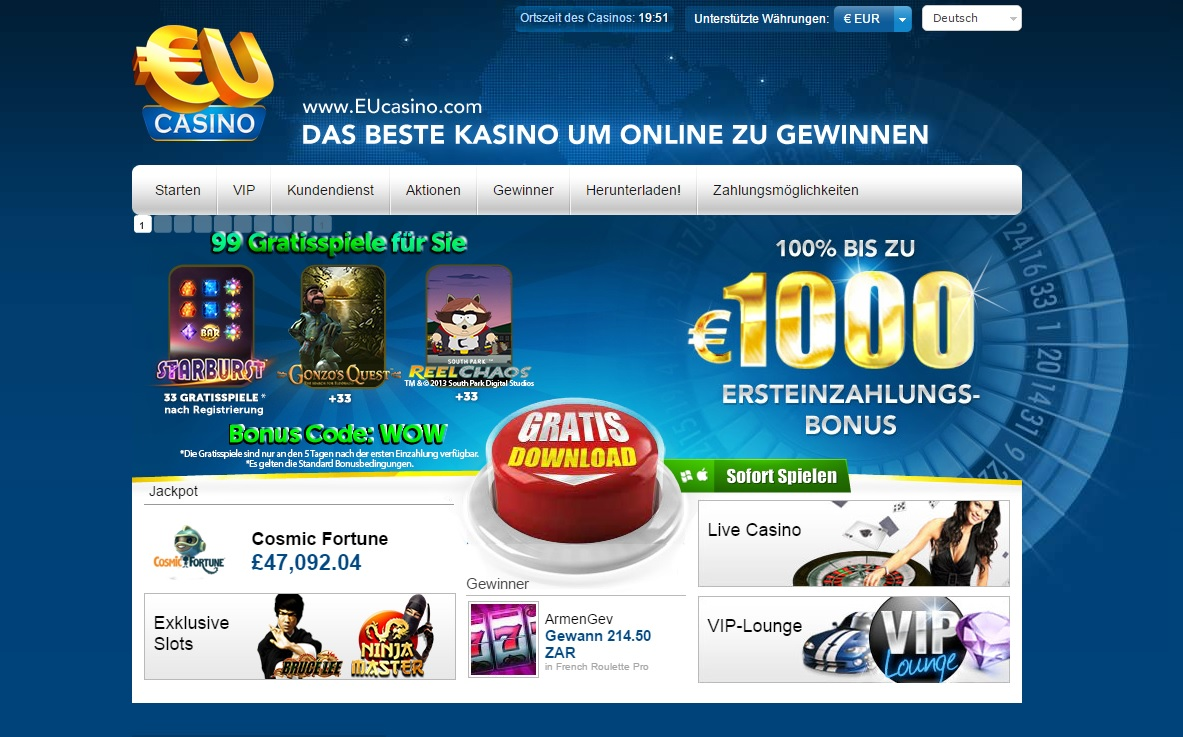 das beste online casino game onlin