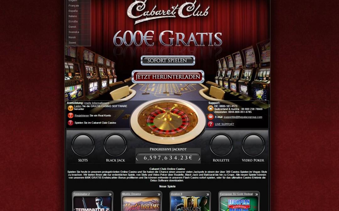 Cabaret Club Casino bewertung   ohneeinzahlung.de