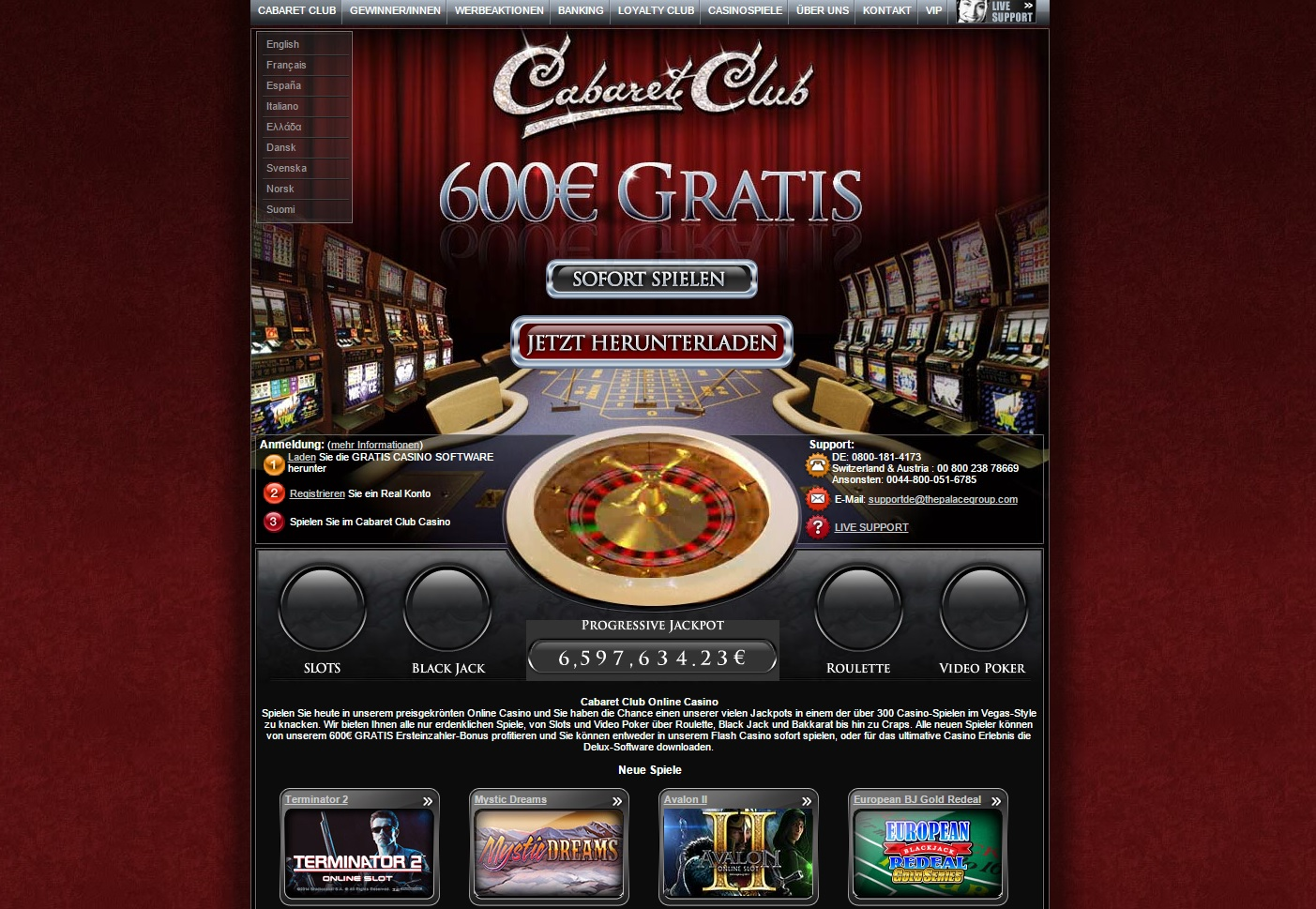 casino club 10 euro gratis