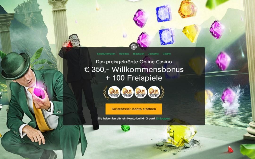 Mr Green casino bewertung | ohneeinzahlung.de
