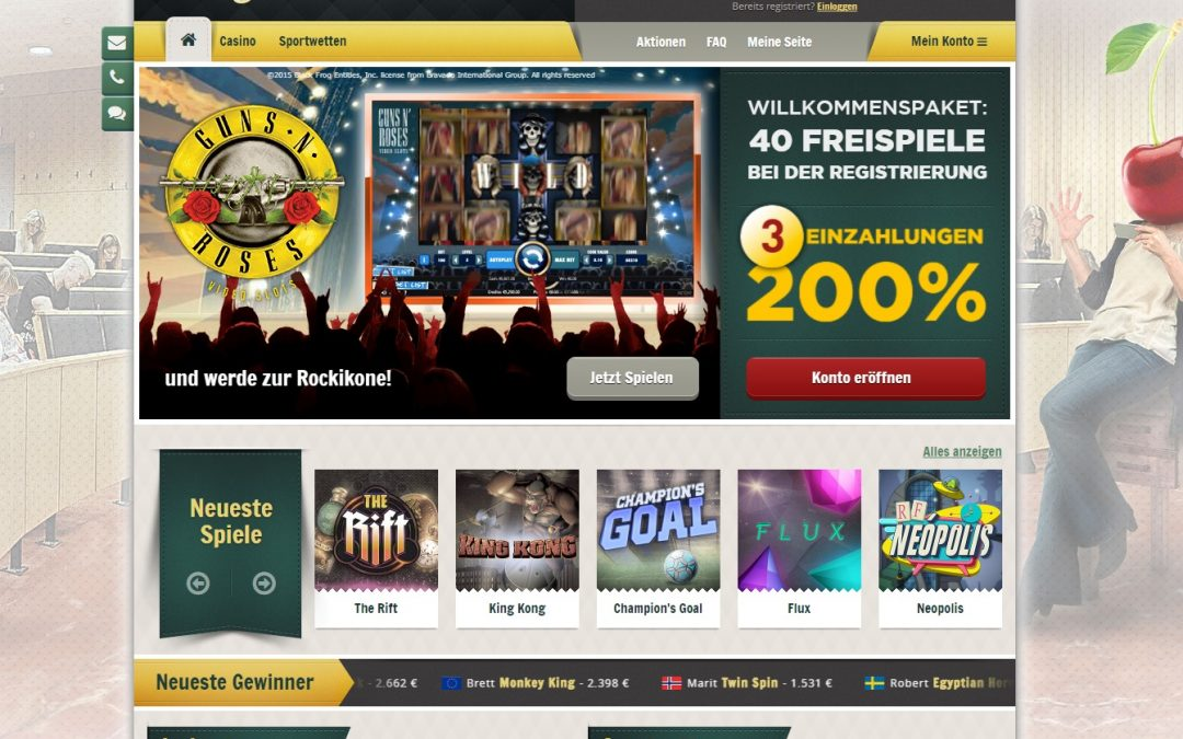 casino online ohne einzahlung casino and gaming