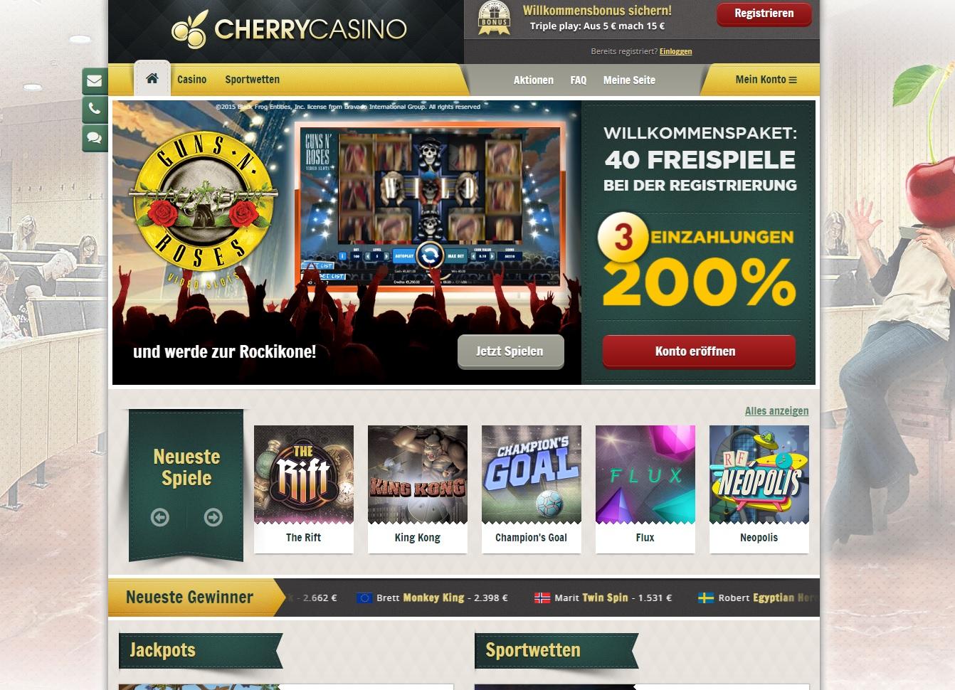 bonus ohne einzahlung casino
