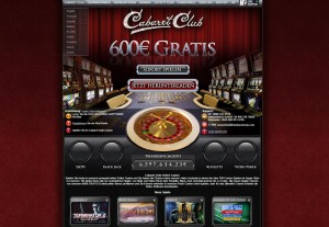 Cabaret club casino bewertung