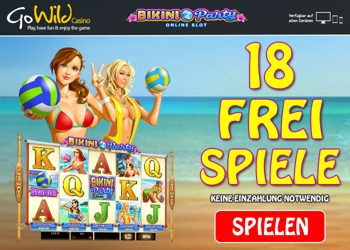 Bikini Party slot & gratis online casinospil