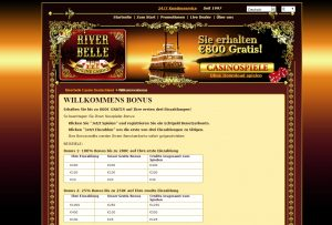 river belle casino bewertung